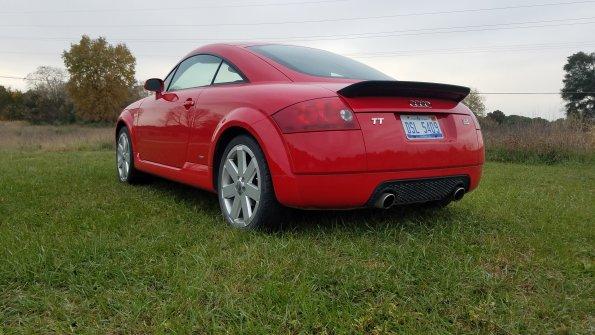 Vwvortex Com Fs 2004 Tt Quattro Coupe 3 2 Dsg